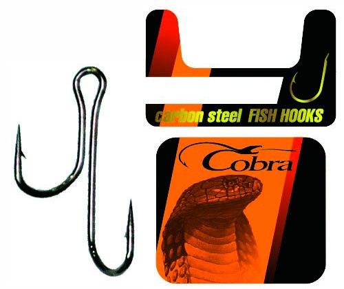 рыбалка крючки двойники