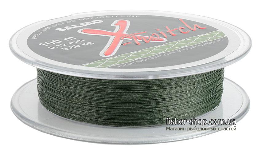 плетеные шнуры для рыбалки купить киев