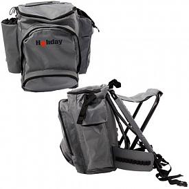 Стул-рюкзак для зимней рыбалки купить рюкзак капроновый