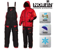 Зимний костюм Norfin Discovery Limited Edition Red (-35°)