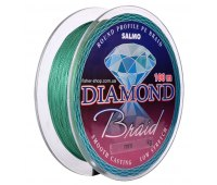0.24 шнур Salmo DIAMOND BRAID 100 м
