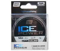 Леска моно 0,12 Team Salmo Ice Power 50 м