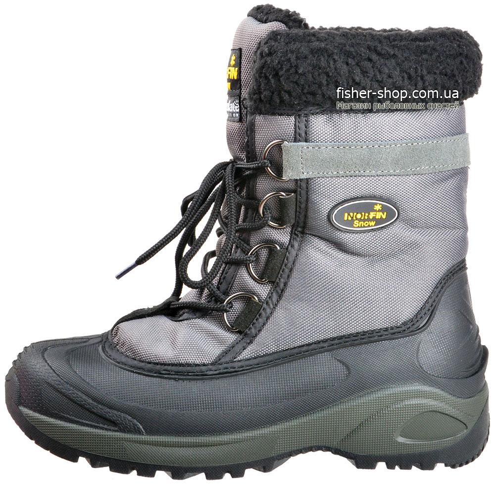 ... Ботинки зимние Norfin Snow Gray (13980-GY) фото 5 ... 93946e0ad8b40