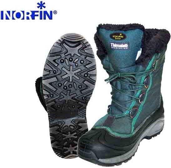 Купить ботинки зимние Norfin Snow (-20°) 13980-40  6f60bffff385f