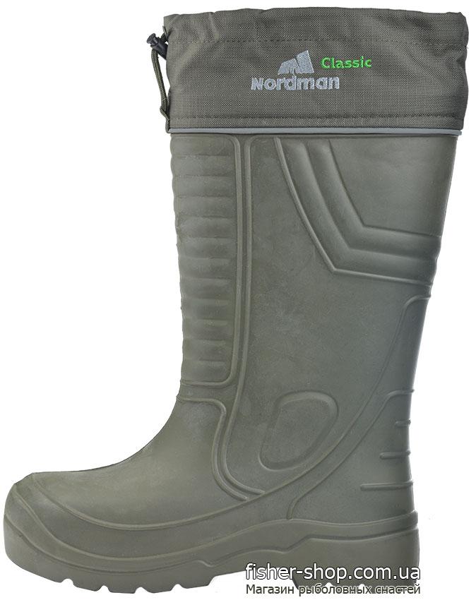 Сапоги зимние Nordman Classic (-45°) купить в Украине eff7f04781b0f