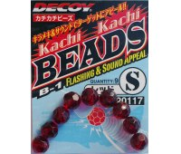 Бусинка Decoy B-1 Kachi Kachi Beads (red M) 9 шт