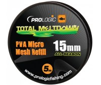 ПВА-сетка Prologic PVA All Season Micro Mesh Refill 15мм (5м)