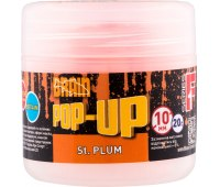 Бойлы Brain Pop-Up F1 St. Plum (слива) 10 мм (20 гр)