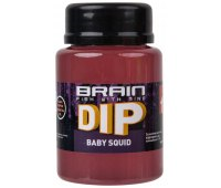 Дип для бойлов Brain F1 Baby squid (кальмар) 100ml