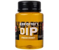 Дип для бойлов Brain F1 Fresh Honey (мёд с мятой) 100ml