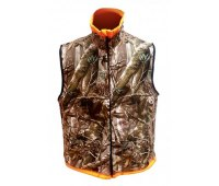 Жилет двусторонний Norfin Hunting Reversable Vest Passion/Orange