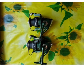 Фото Катушка Salmo Blaster Feeder 1 30FD (3000) из отзыва №1